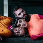 Frederico Demarca, Juliana Linhares e Rafael Lorga formam o trio Pietá - Foto: Elisa Mendes/Divulgação