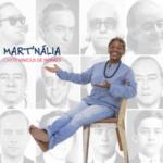 capa do CD Mart'nália canta Vinicius de Moraes
