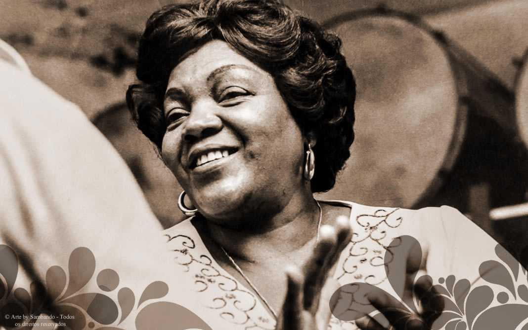 Dona Ivone Lara teve sua musicalidade influenciada pelo jongo, o canto ancestral dos escravos - Foto: Reprodução