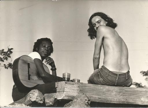 Milton e Fernando Brant, uma das parcerias mais sublimes da MPB - Foto: Reprodução