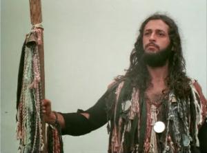 """Cena do longa """"A Noite do Espantalho"""", dirigido por Sérgio Ricardo e estrelado por Alceu Valença - Foto: Reprodução"""