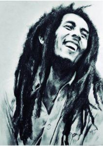 Bob Marley é o artista de maior expressão global nascido num país do Terceiro Mundo - Foto: Reprodução
