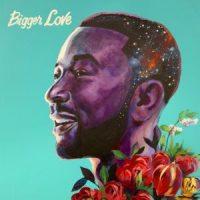 Capa de 'Bigger Love', sétimo álbum de estúdio de John Legend - Foto: Divulgação