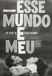 Cartaz de 'Esse Mundo é Meu' - Foto: Reprodução