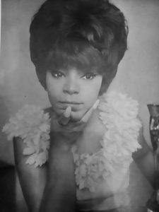Elza Soares, nos anos 1960 - Foto: Acervo Pessoal