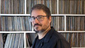 O DJ e produtor Leandro Petersen, filho de Big Boy - Foto: Joana Lebreiro
