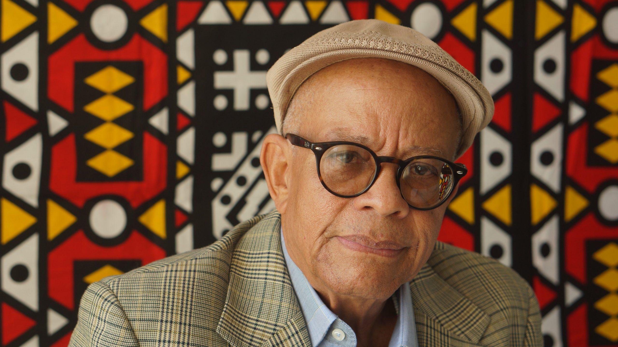 O cantor, compositor, pesquisador e escritor Nei Lopes - Foto: Jefferson Mello