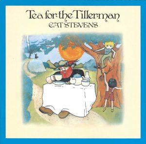 Capa do álbum 'Tea for the Tilerman' (1970) - Foto: Divulgação