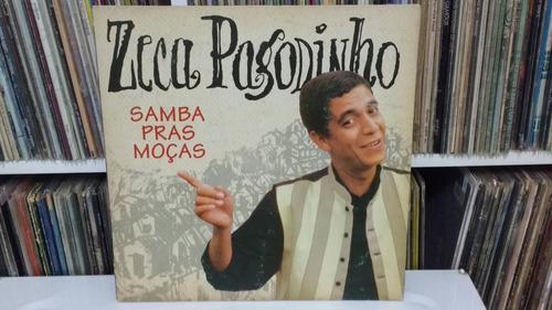 zeca pagodinho capa samba pras moças