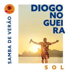 """Capa do álbum """"Samba de Verão - Sol"""", primeiro volume da trilogia gravada ao vivo - Foto: Divulgação"""