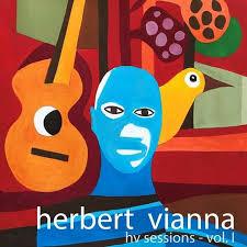 Capa do excelente 'HV Sessions Vol. 1', de Herbert Vianna