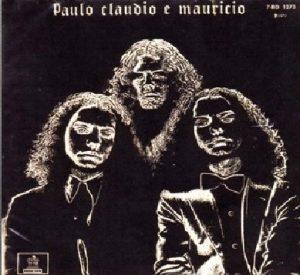 Capa do compacto duplo de Pedro, Cláudio e Maurício - Foto: Acervo Pessoal
