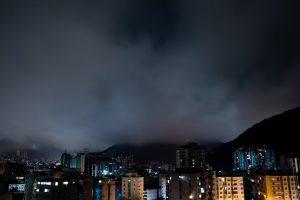 A Cidade Maravilhosa na nublada manhã de 3/1/2021 - Foto: Carlos Monteiro