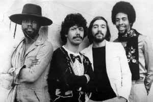 Chick Corea com os colegas de Return to Foverer, em imagem de 1976 - Foto: Reprodução
