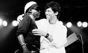 Chick Corea e Miles Davis, seu mentor na linguagem do jazz fusion - Foto: Reprodução