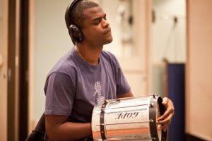 Pretinho da Serrinha fará parte do quarteto de percussão com Robertinho Silva, Marcelo Costa e Marcos Suzano - Foto: Divulgação