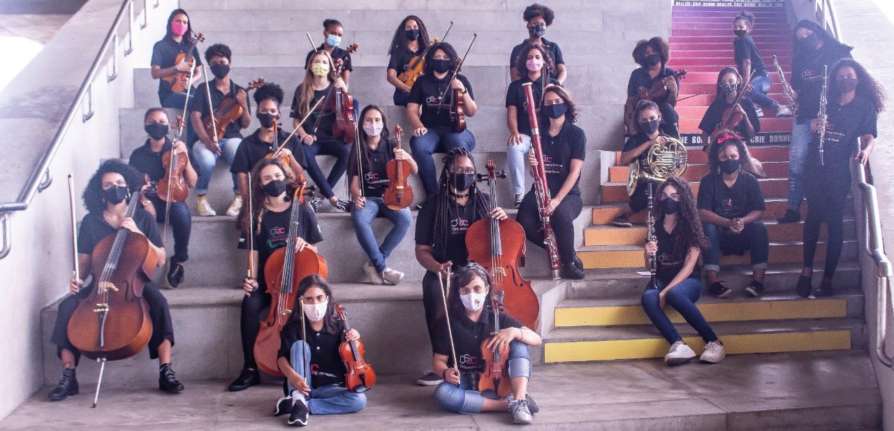 Orquestra Chiquinha Gonzaga