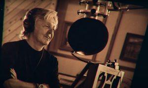 Paul, durante as gravações de 'McCartney III' - Foto: Divulgação