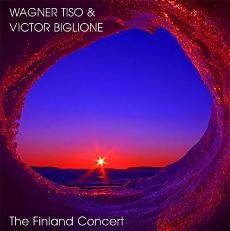 Capa do álbum 'The Finland Concert' - Foto: Divulgação