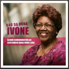 Capa do CD 'Baú da Dona Ivone' - Foto: Divulgação