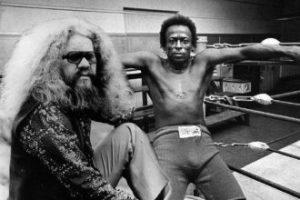 Miles Davis e Hermeto: pesos pesados no ringue - Foto: Reprodução