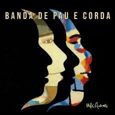 Capa do álbum 'Missão de Cantador', da banda de Pau e Corda - Foto: Divulgação