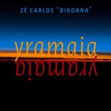 Capa do álbum 'Yramaia', de Zé Carlos Bigorna - Foto: Divulgação