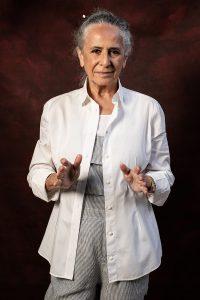 No single 'Lapa Santa', Maria Bethânia exalta a religiosidade do povo brasileiro - Fotos: Jorge Bispo