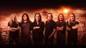 'Senjutsu' é o 17º álbum de estúdio do Iron Maiden - Foto: Divulgação