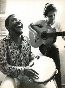 Rosinha de Valença e Martinho da Vila, parceria musical que marcou a carreira do sambista - Foto: Reprodução