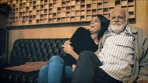Marina Lufti e o pai, Sérgio Ricardo - Foto: Divulgação