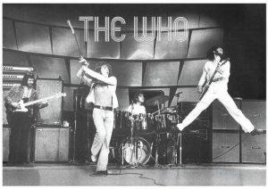 The Who no palco: rock and roll na veia em fartas doses de explosão - Who' Next