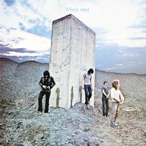 Capa do álbum 'Who's Next' (1971), uma obra-prima da banda britânica