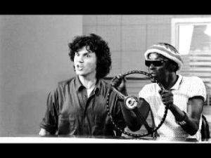Arrigo barnabé e Itamar Assumpção, nomes-referência da Vanguarda Paulista