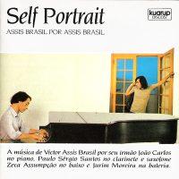 Capa do álbum 'Self Portrait' no qual o pianista mergulha na obra de seu irmão gêmeo, o saxofonista Victor Assis Brasil