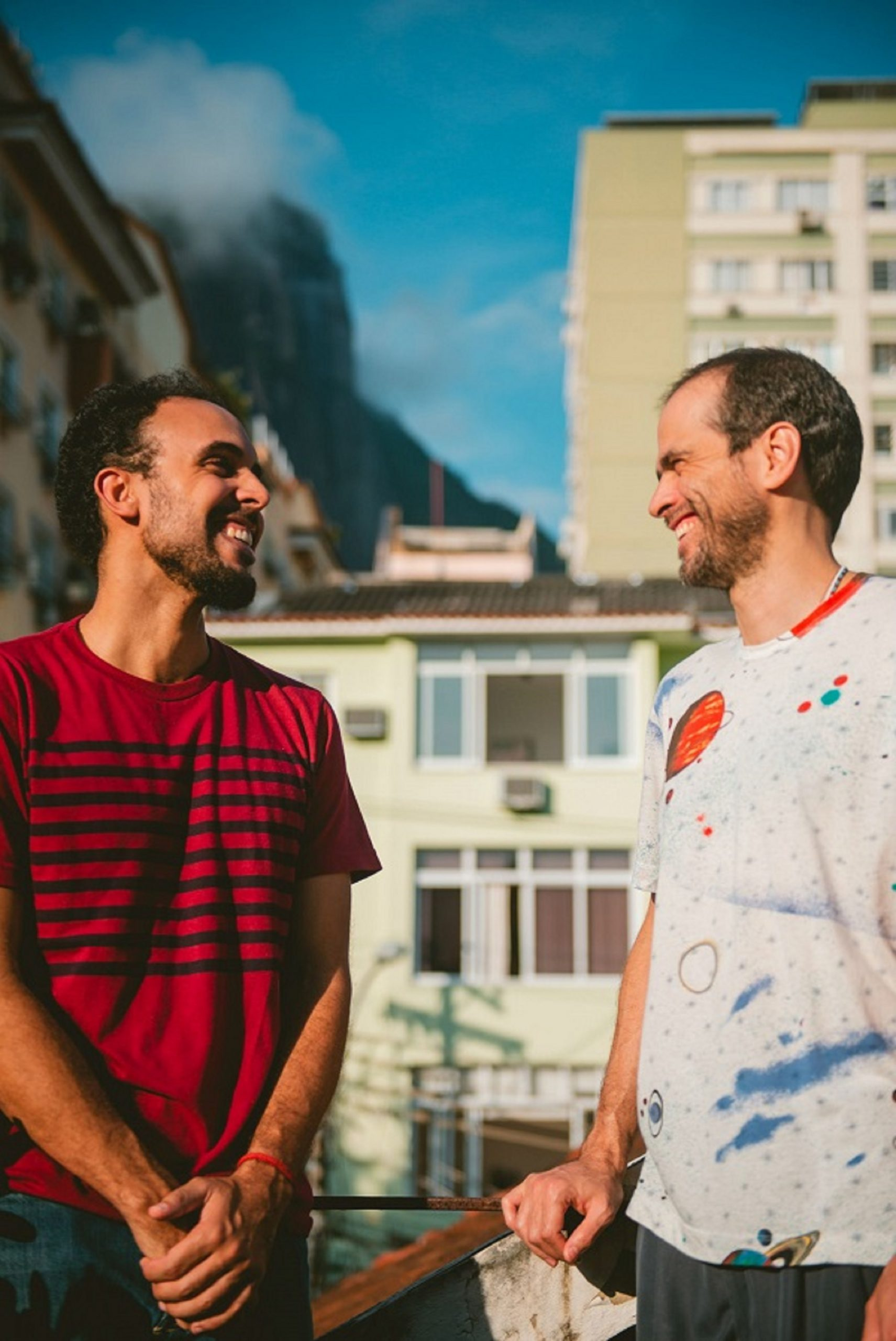 Moreno Veloso e Bem Gil