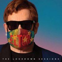 Capa do álbum 'The Lockdown Sessions, de Elton John, com lançamento previsto para 22 de outubro