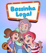 Capa do álbum 'Bossinha Legal', com Roberto Menescal, Georgena Bonow e a pequena Majú