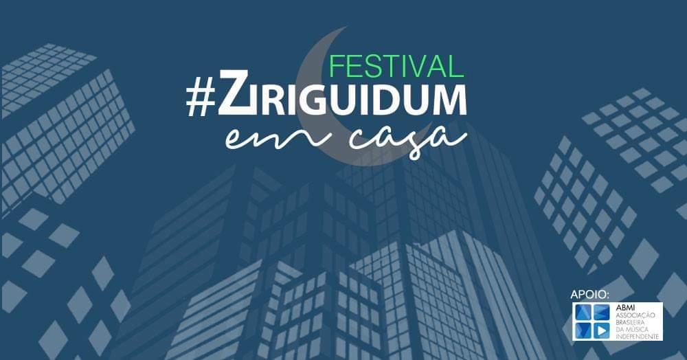 #ZirigidumEmCasa