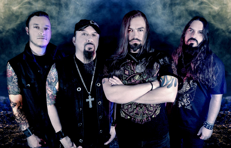 A banda Noturnall em sua nova formação - Foto: Divulgação