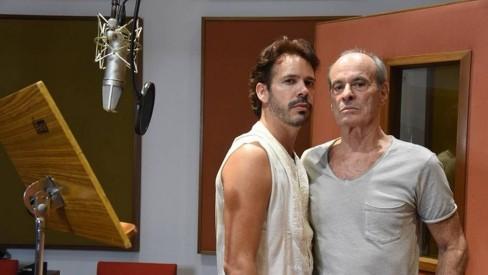 Almério e Ney Matogrosso - Fotos: Ana Migliari/Divulgação